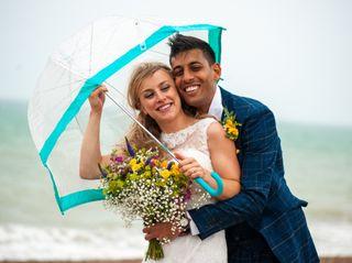 Becca & Saalim's wedding