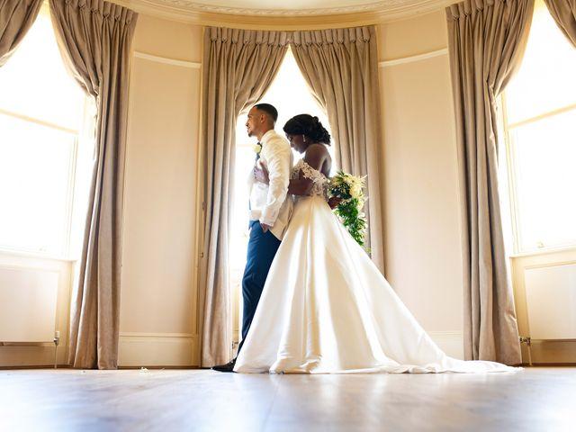 Kari & Alex's wedding