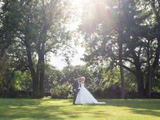 Lisa & Garran's wedding 1