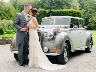 Kelly & Owain's wedding
