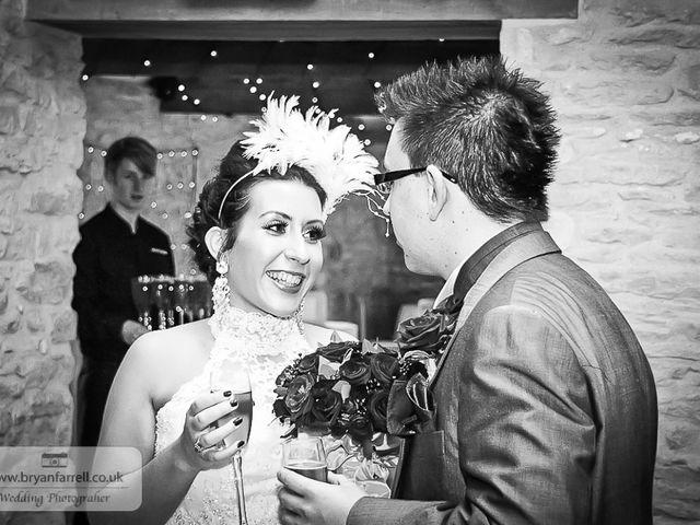 Sadie & Gavin's wedding