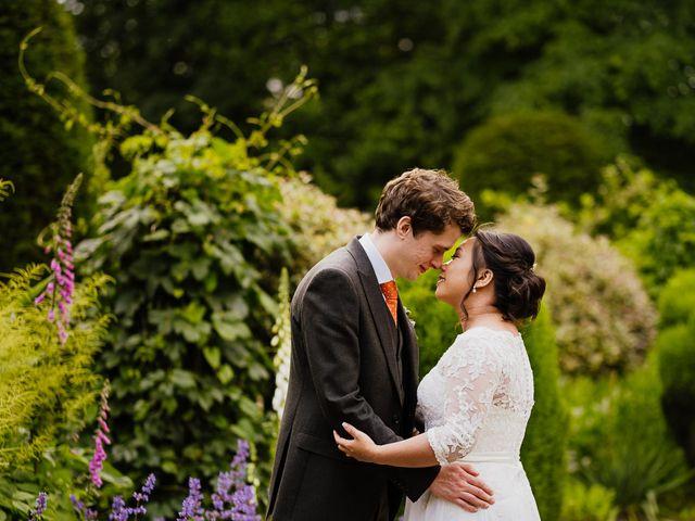 Kat & Sam's wedding