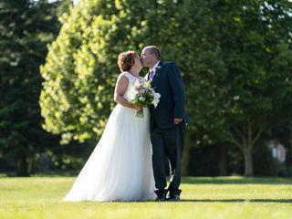 Trish & Mark's wedding