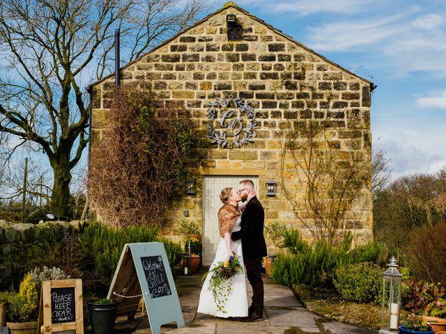 Anna & Oli's wedding