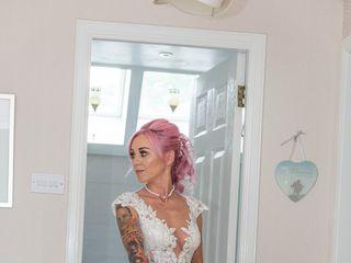 Ashleigh & Jordan's wedding 3