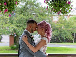 Ashleigh & Jordan's wedding