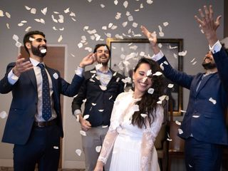 Alicia & Sergio's wedding