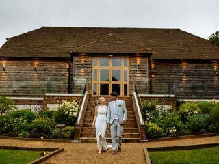 Claire & Alex's wedding