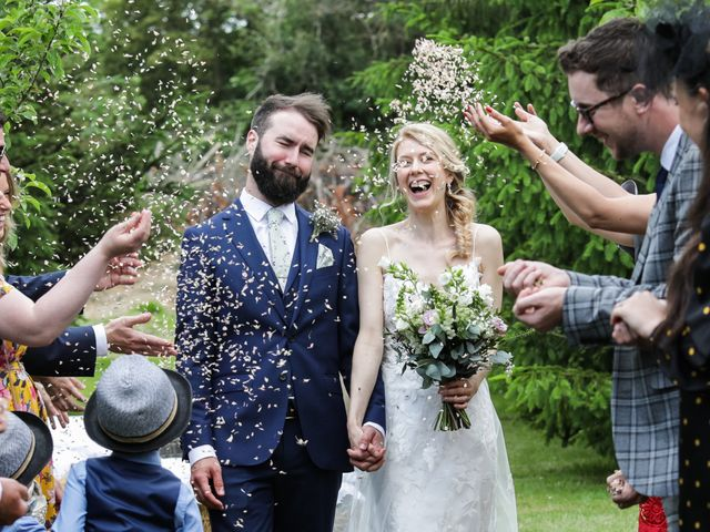 Fay & Sean's wedding