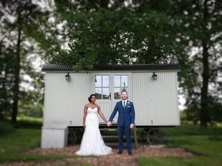 Lesley & Chris's wedding