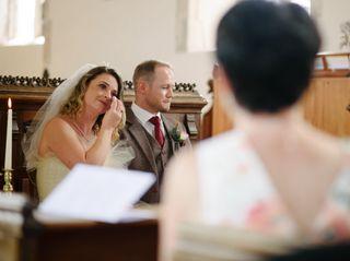 Laura & Mike's wedding 1