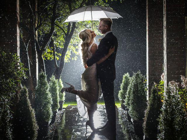 Zara & Joe's wedding
