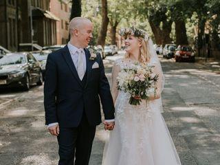 Alice & Jamie's wedding