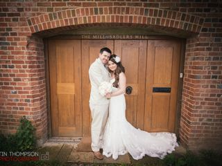 Amy & Lawrence's wedding
