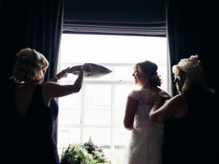 Lisa & Oliver's wedding 2