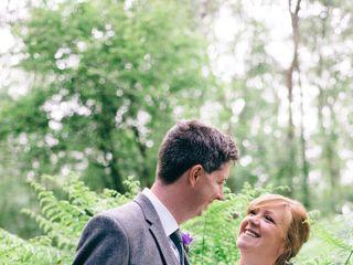 Lisa & Oliver's wedding