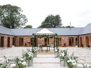 Caroline & Tristan's wedding 1