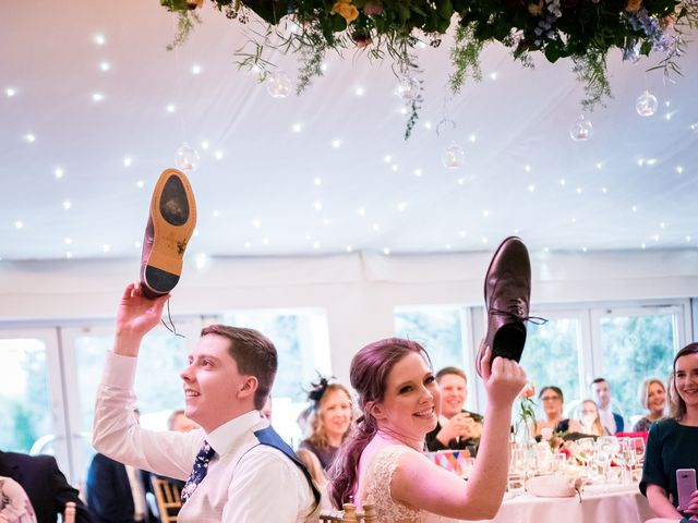 Chris and Sophie's Wedding in Iscoyd Park, Cheshire 9