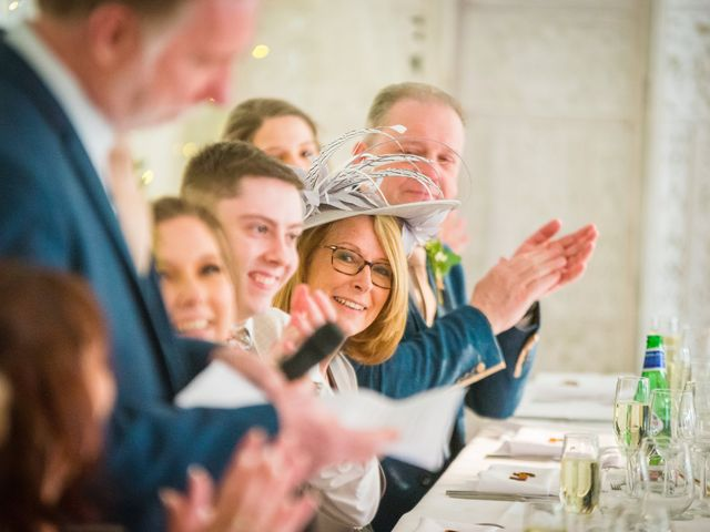 Chris and Sophie's Wedding in Iscoyd Park, Cheshire 11