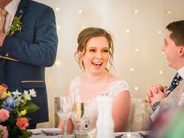 Chris and Sophie's Wedding in Iscoyd Park, Cheshire 12