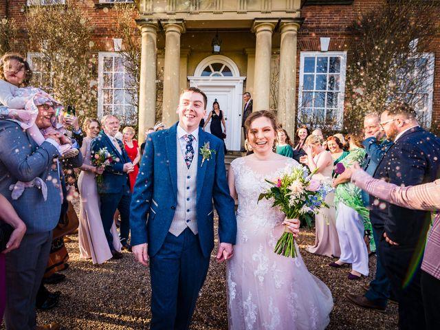 Sophie & Chris's wedding