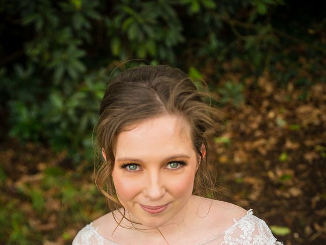 Chris and Sophie's Wedding in Iscoyd Park, Cheshire 19