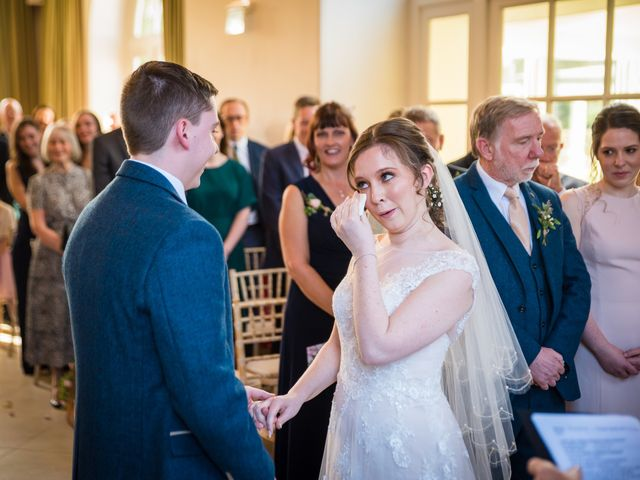 Chris and Sophie's Wedding in Iscoyd Park, Cheshire 37