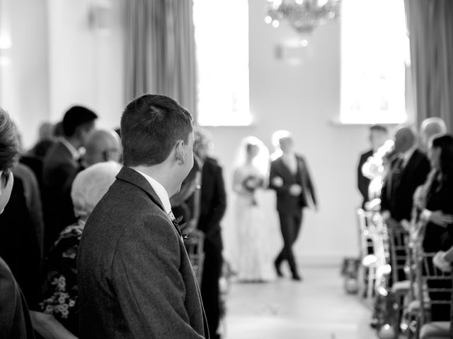 Chris and Sophie's Wedding in Iscoyd Park, Cheshire 40