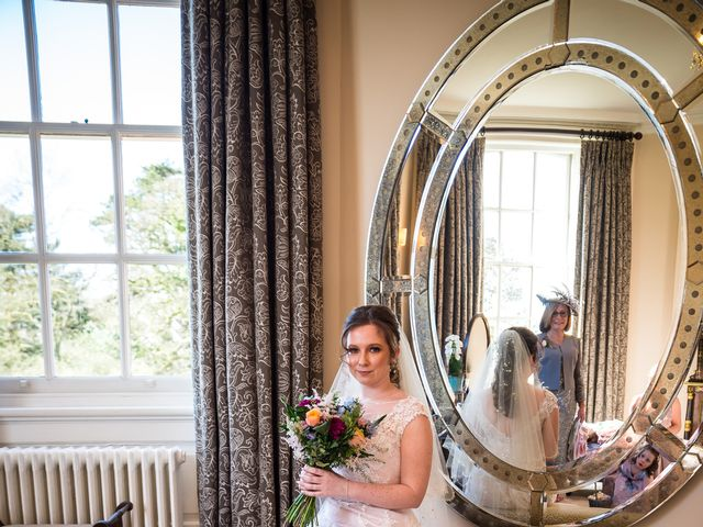 Chris and Sophie's Wedding in Iscoyd Park, Cheshire 45
