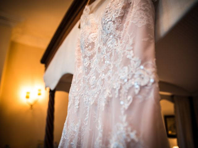 Chris and Sophie's Wedding in Iscoyd Park, Cheshire 54