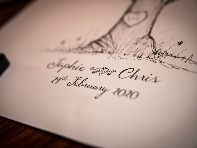 Chris and Sophie's Wedding in Iscoyd Park, Cheshire 61