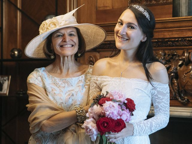 Gabrielle and Charlie's Wedding in London - West, West London 3