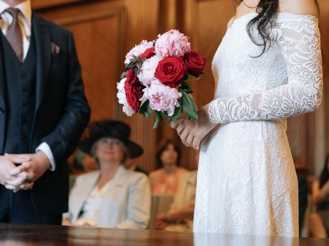 Gabrielle and Charlie's Wedding in London - West, West London 5
