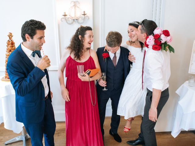 Gabrielle and Charlie's Wedding in London - West, West London 33