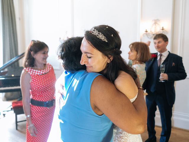 Gabrielle and Charlie's Wedding in London - West, West London 34