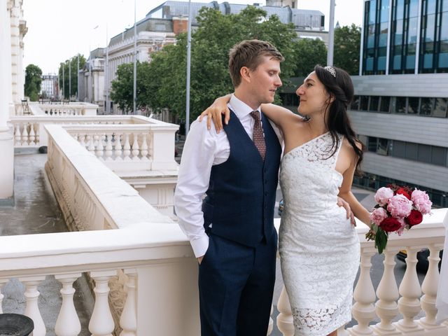 Gabrielle and Charlie's Wedding in London - West, West London 2