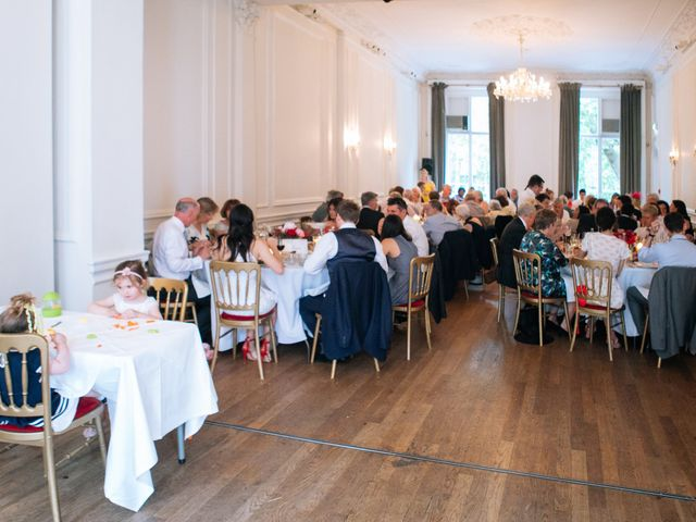 Gabrielle and Charlie's Wedding in London - West, West London 46