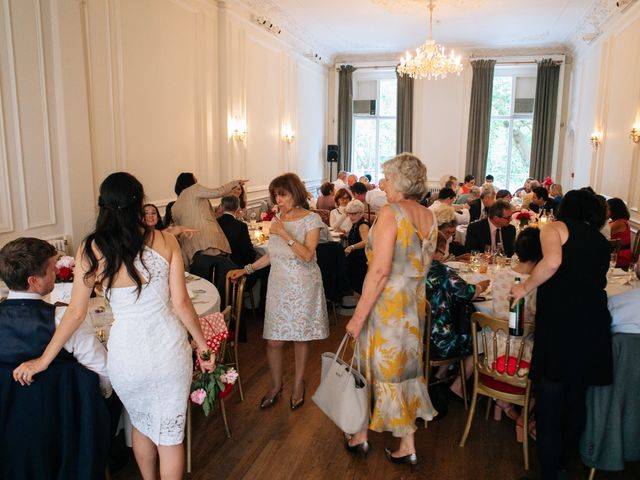 Gabrielle and Charlie's Wedding in London - West, West London 50