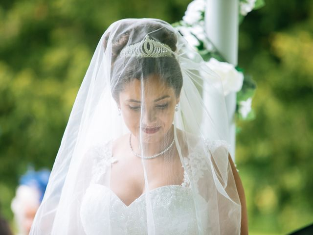 Chanelle and Que's Wedding in St Albans, Hertfordshire 12