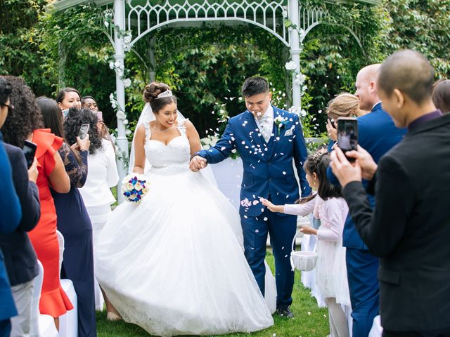 Chanelle and Que's Wedding in St Albans, Hertfordshire 29