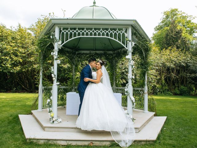 Chanelle and Que's Wedding in St Albans, Hertfordshire 35