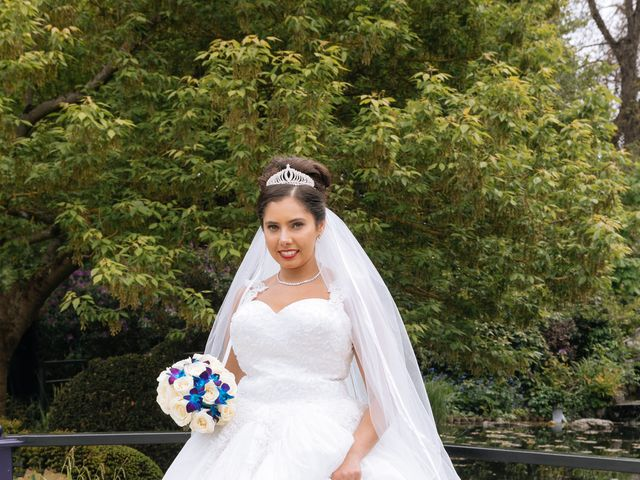Chanelle and Que's Wedding in St Albans, Hertfordshire 40