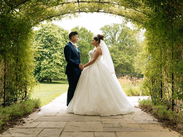 Chanelle and Que's Wedding in St Albans, Hertfordshire 44