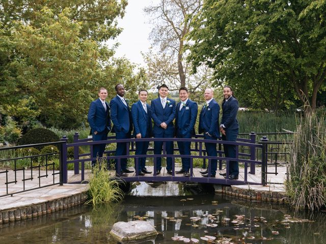 Chanelle and Que's Wedding in St Albans, Hertfordshire 52