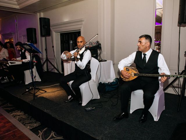 Chanelle and Que's Wedding in St Albans, Hertfordshire 74