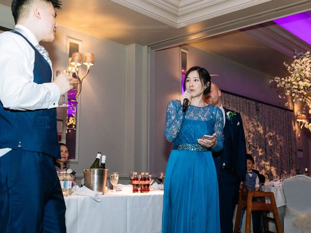 Chanelle and Que's Wedding in St Albans, Hertfordshire 76