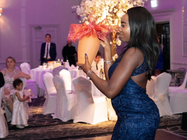 Chanelle and Que's Wedding in St Albans, Hertfordshire 83