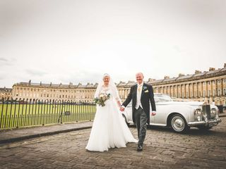 Rachel & Stuart's wedding