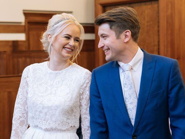 Evgeny and Veronika's Wedding in Kingston, Surrey 5