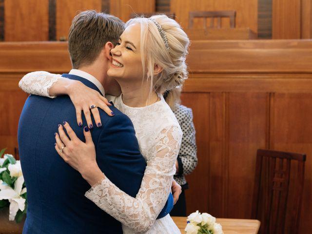 Evgeny and Veronika's Wedding in Kingston, Surrey 9